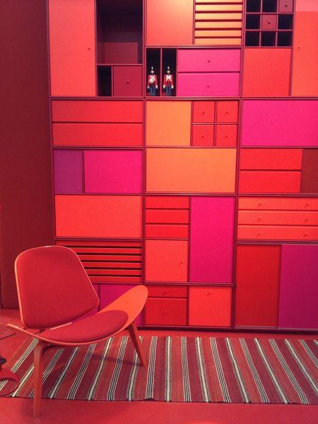 Dänisches Design in moderner Einrichtung - der Salone del Mobile in Mailand verführt