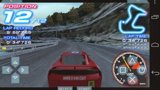 PlayStation Portable Emulator PPSSPP