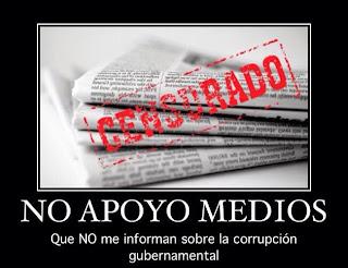 Medios corruptos