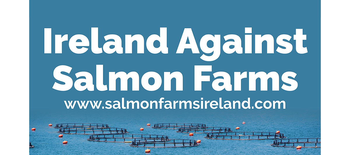 Ireland Against Salmon Farms