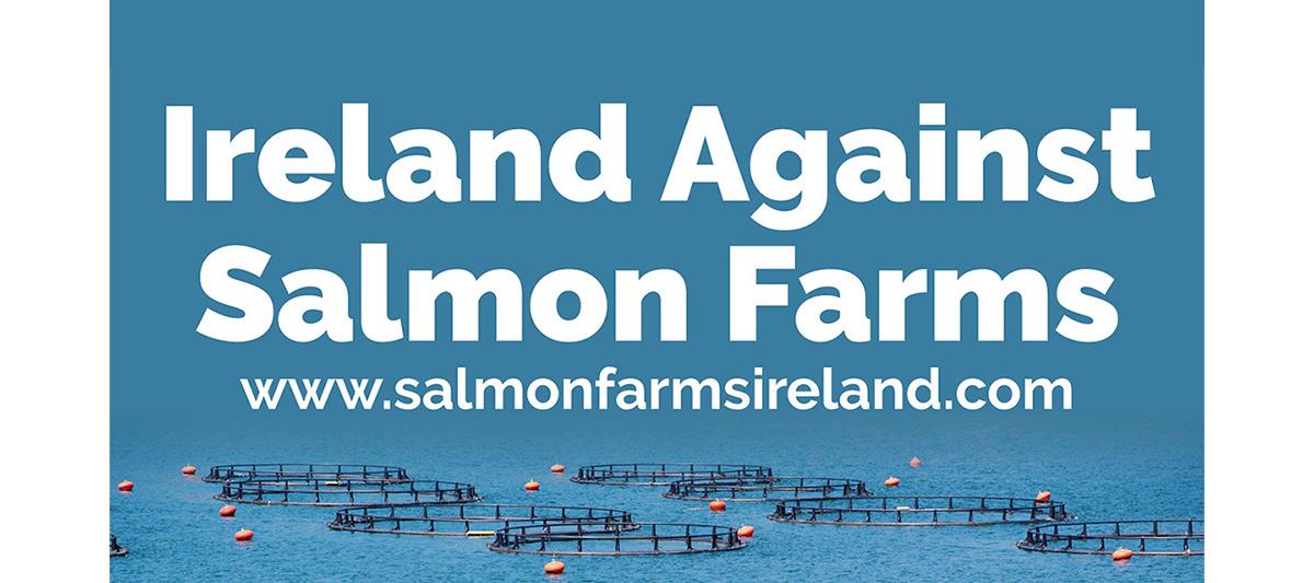 Ireland Against Salmon Farms