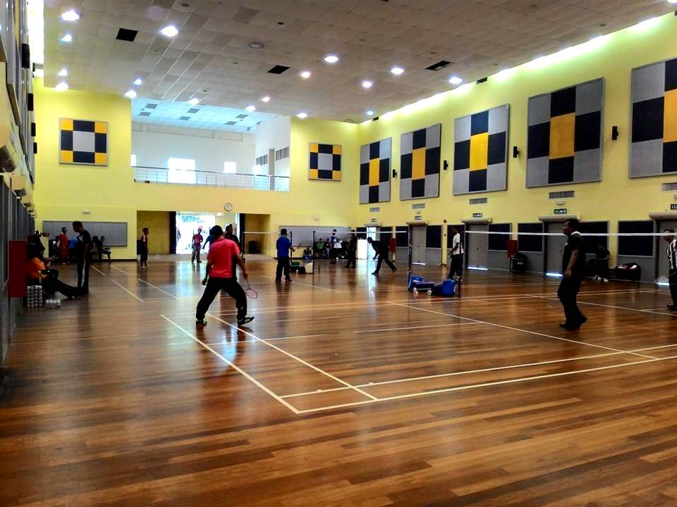 Program intervensi badminton parol Kuala Lumpur