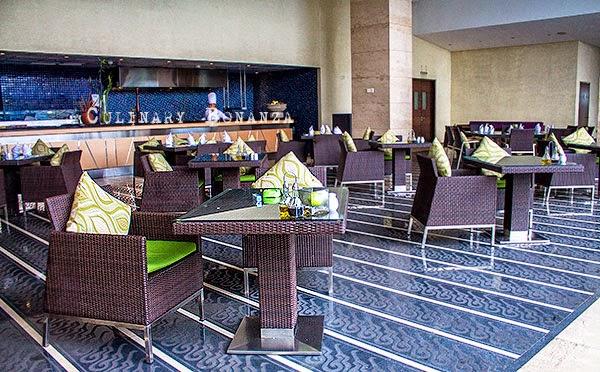 Fresco restaurant Hilton Bandung
