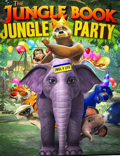 The Jungle Book - Jungle Party  dvdrip
