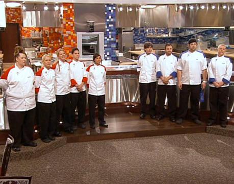 Foodie Gossip Hell S Kitchen Season 9 Episode 9 Recap 9 Chefs Compete