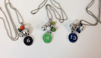 Custom Team Sports Charms