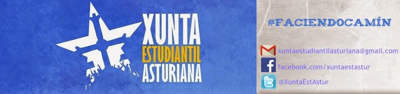 XEA ★ Xunta Estudiantil Asturiana