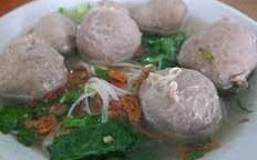 resep masakan indonesia bakso sapi kuah spesial,praktis, mudah, enak, sedap, gurih