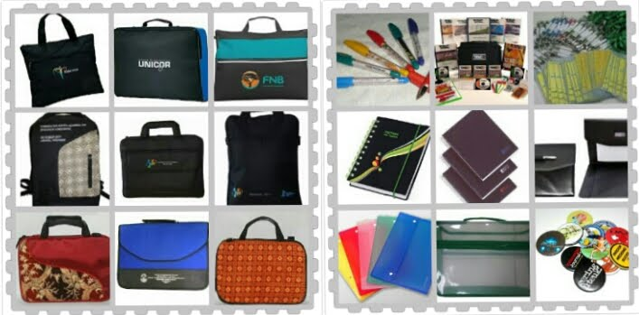 Be Smile Production- Sample Tas & Seminar kit