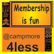 Like our facebookpage: Campmore4less