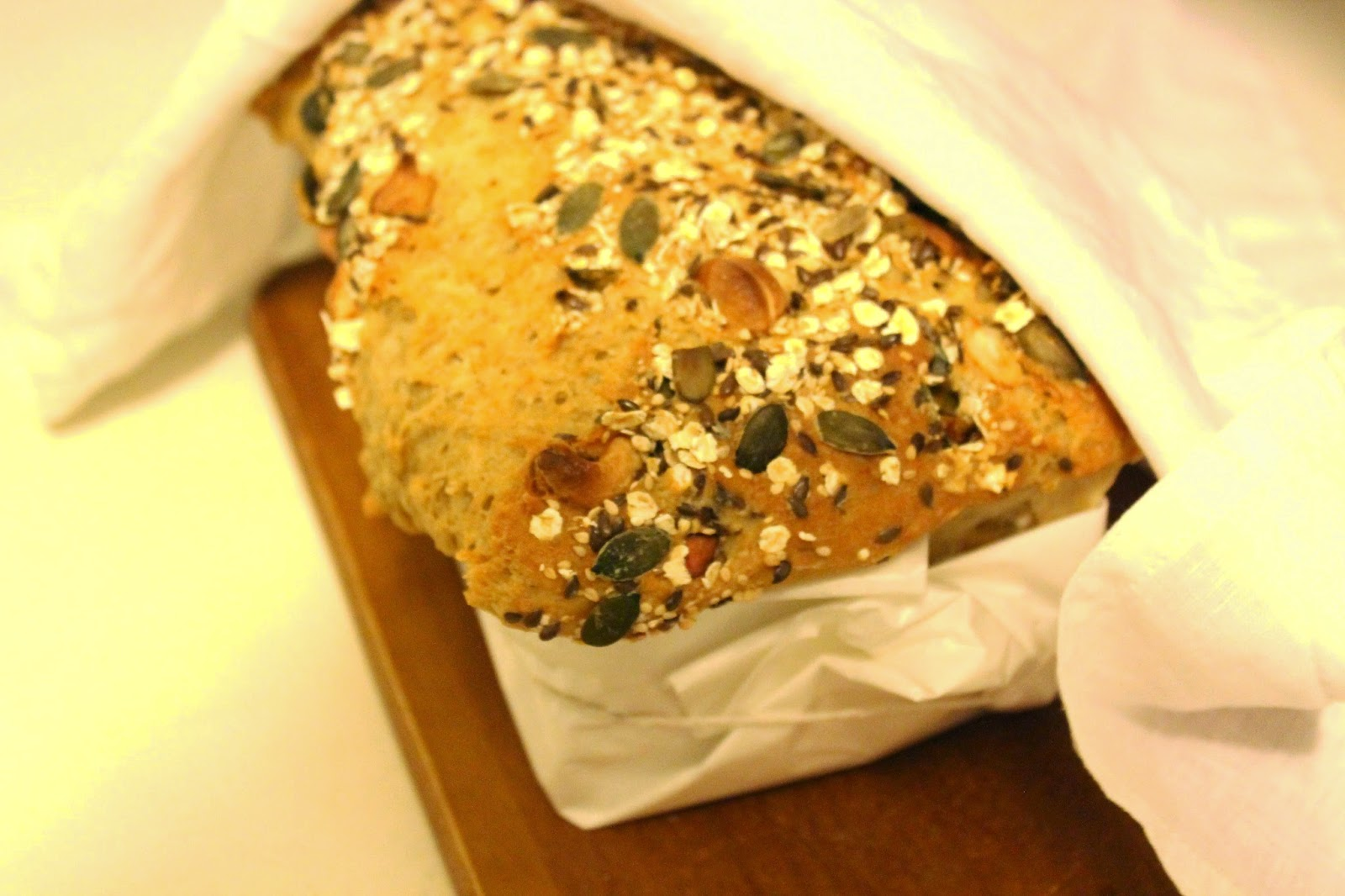 easy to make oat bread recipe