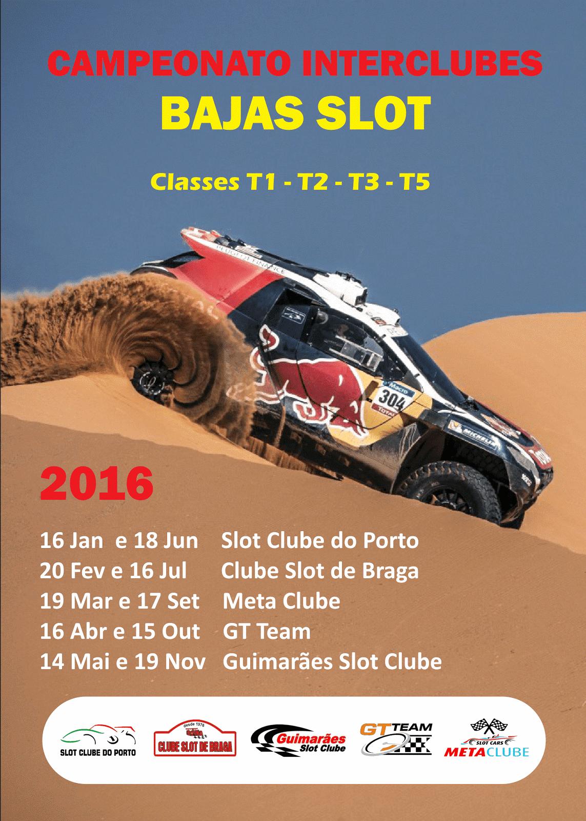 Campeonato Interclubes de TT 2016