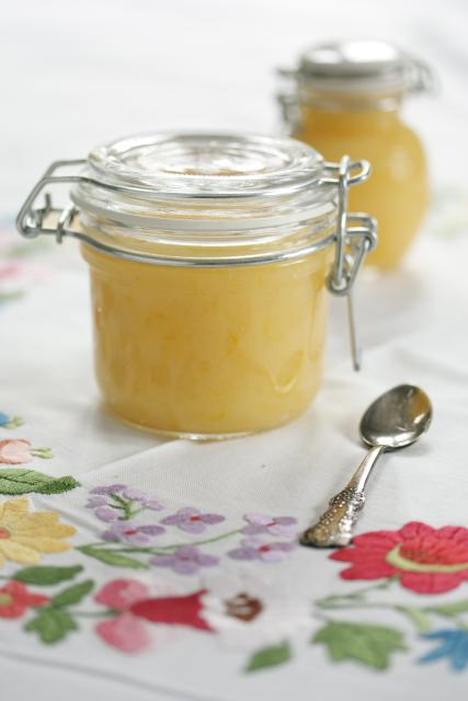 Sitruunatahna (Lemon Curd)