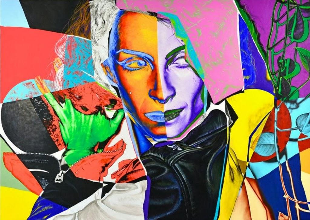 Pintor Victor Rodríguez, Artista Mexicano, Radicado en Nueva York, EE