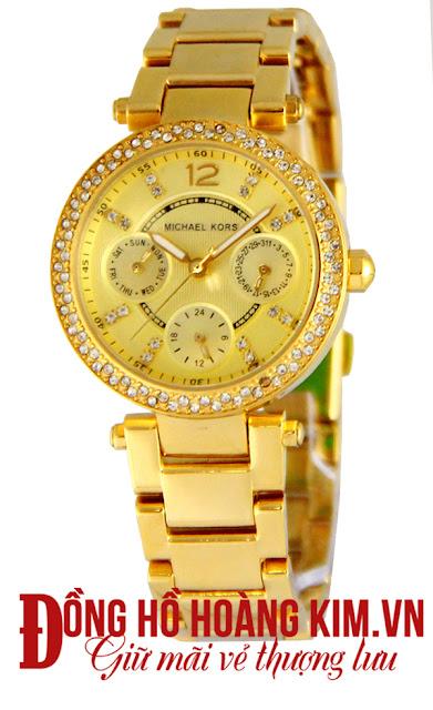 Đồng hồ nữ đính đá Michael Kors MK03