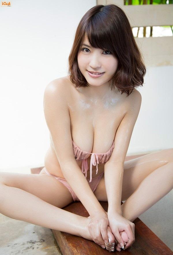 Ảnh gái đẹp HD Bỏng mắt áo tắm sexy Asuka Kishi 2