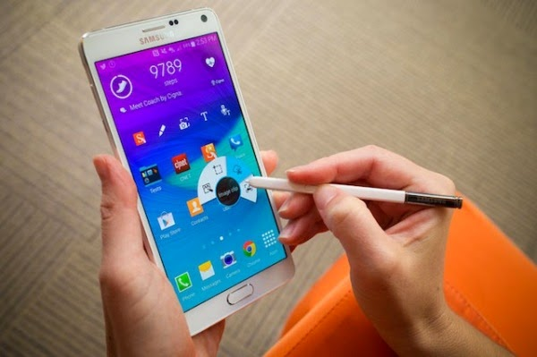 Samsung Launched The Galaxy Note 4 Versions Of Christmas 2