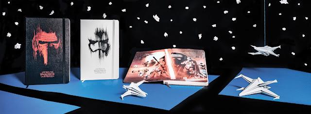 MOLESKINE X STAR WARS – THE LIMITED EDITION AWAKENS