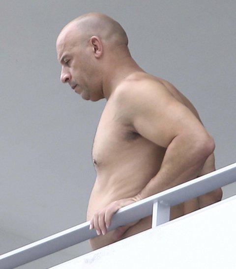 Vin Diesel in Pornos
