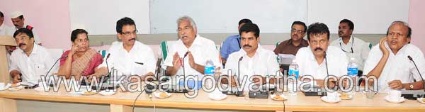 Dryness, Project, Drinking water, Oommen Chandy, Kasaragod, Kerala, Malayalam news, Kasargod Vartha, Kerala News, International News, National News, Gulf News, Health News, Educational News, Business News, Stock news, Gold News