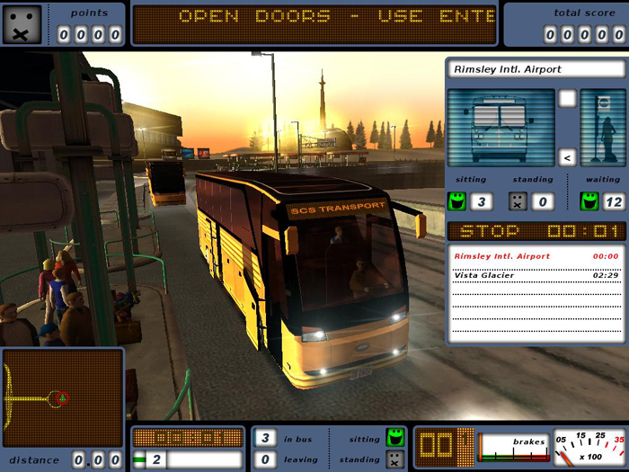 bus driver pc game crack patch