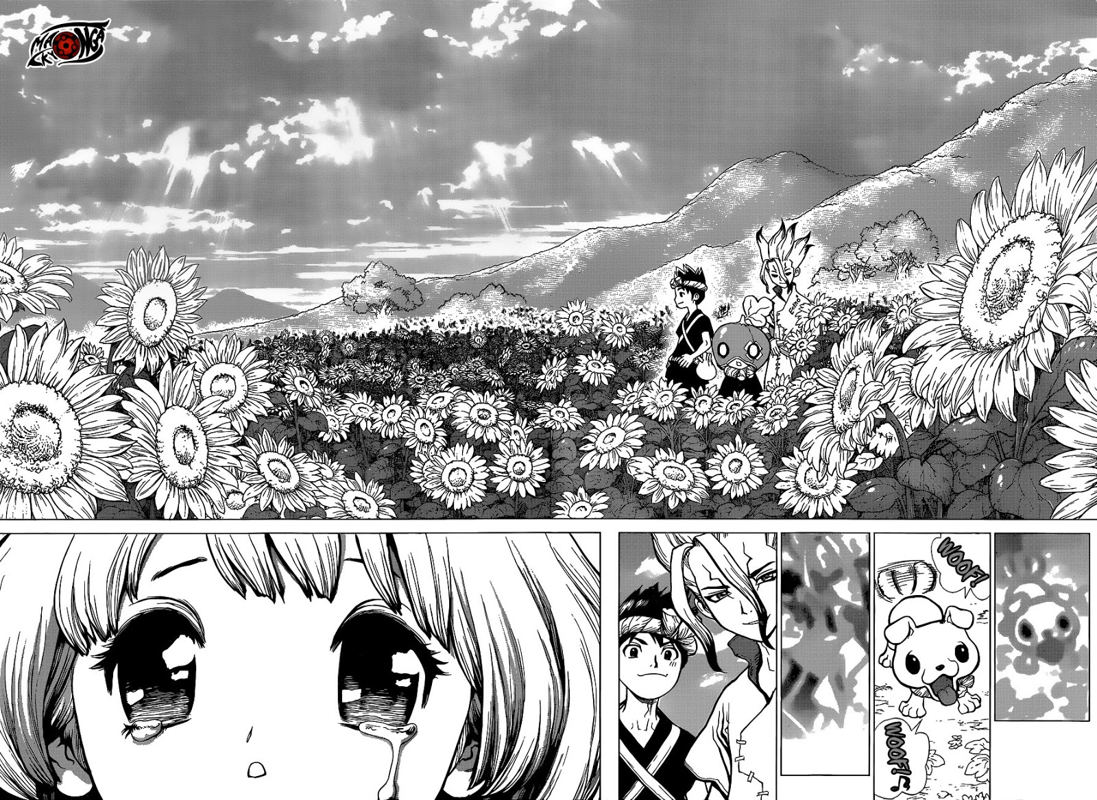 Dr. Stone Chapter 28-14