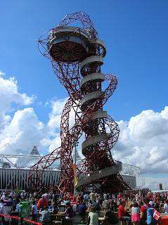 London 2012 Olympics - The Orbit