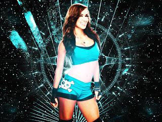 WWE AJ Lee hd Wallpaper