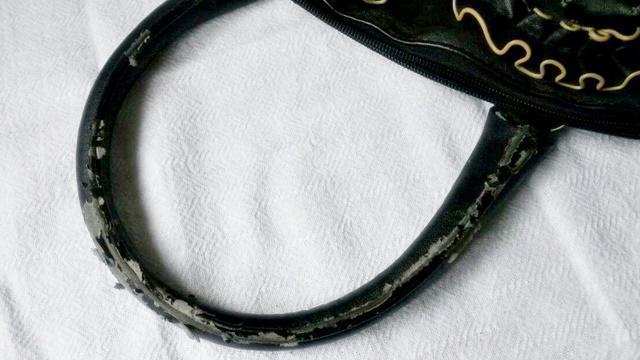 Bolsa de material sintético