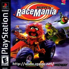 Free Download Games Muppet Race Mania PSX ISO Untuk Komputer Full Version ZGASPC