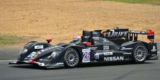 Signatech Oreca 03 Nissan n&#176;26