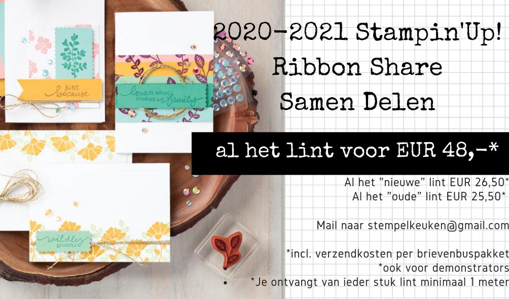 2020-2021 Ribbon Shares