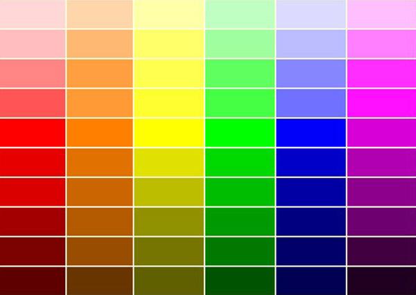 The María Simarro's Blog: El color