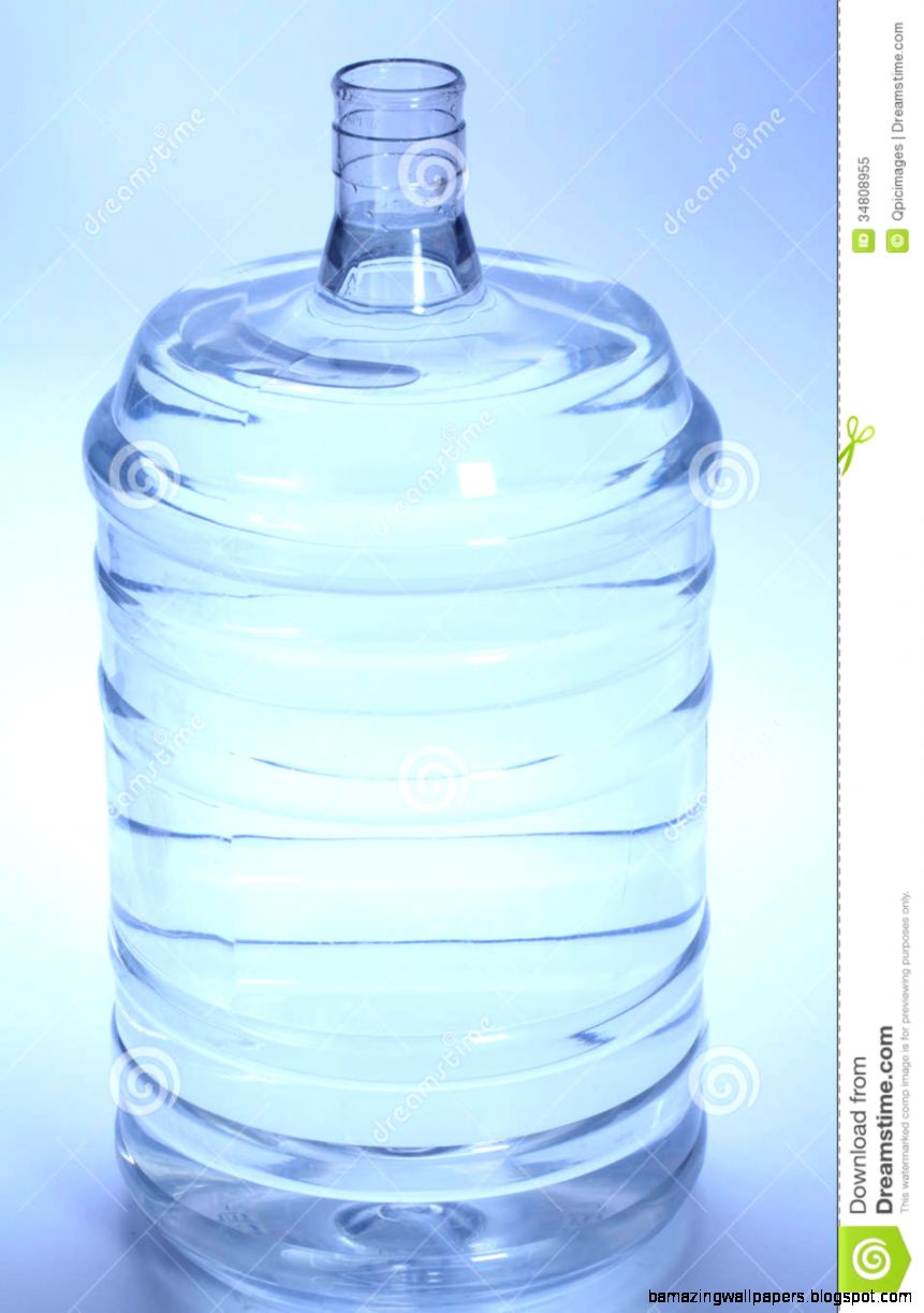 Large Bottle Of Drinking Water Royalty Free Stock Photo   Image
