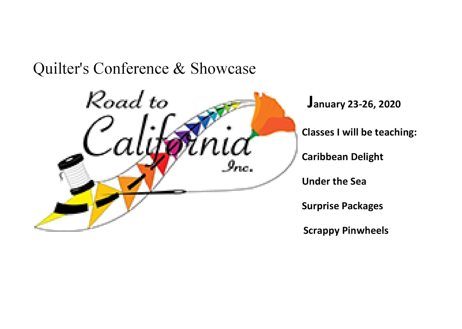 Teaching at Road 2 California