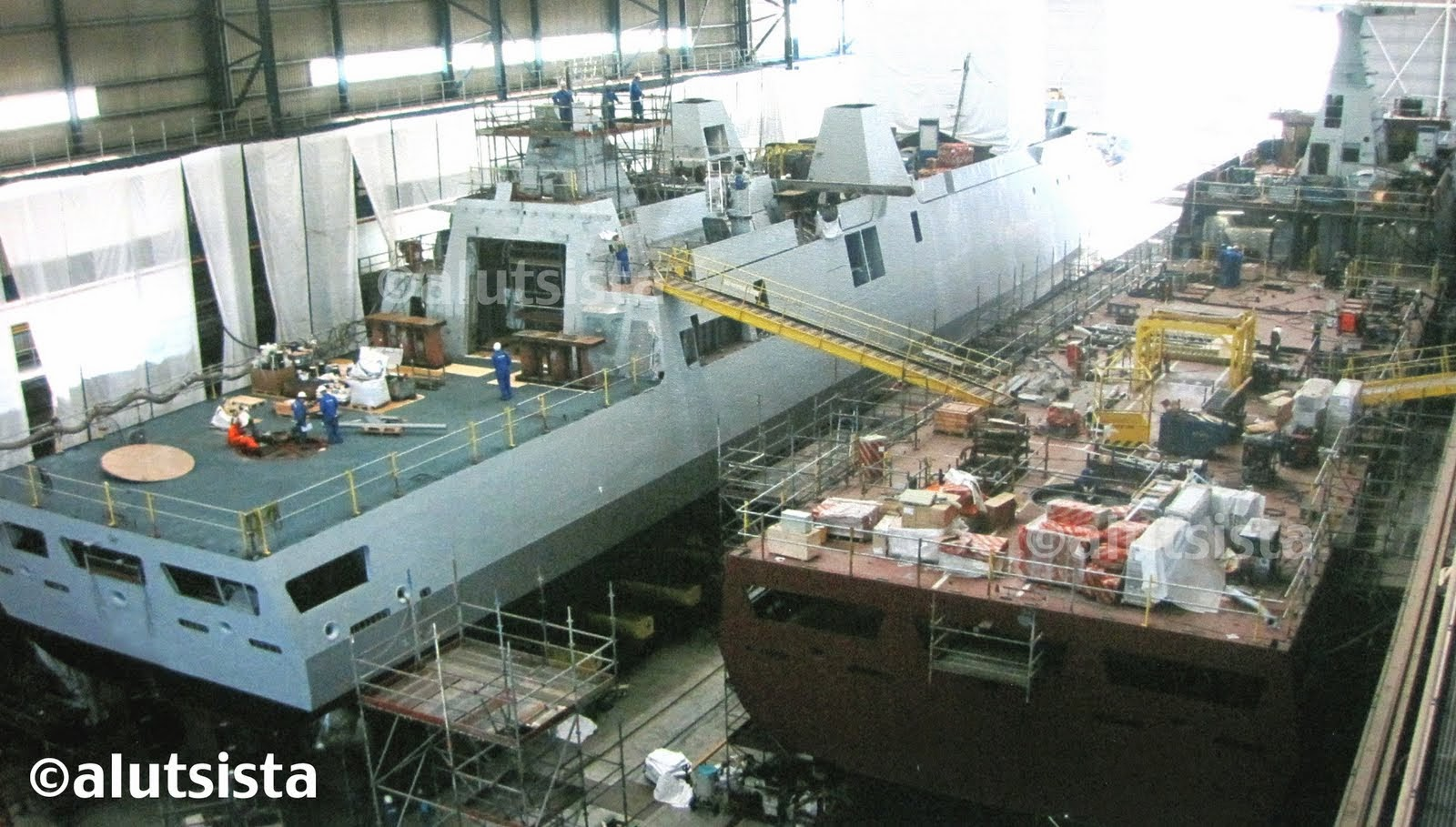 PT PAL Dapat Order Kapal Perang dari Luar Negeri