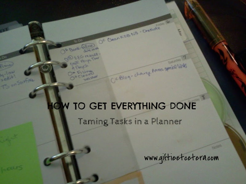 getting things done, planner, productivity, time management, tasks, to do list