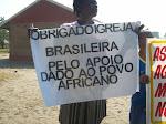 UM CASO DE AMOR A JESUS E AO POVO AFRICANO