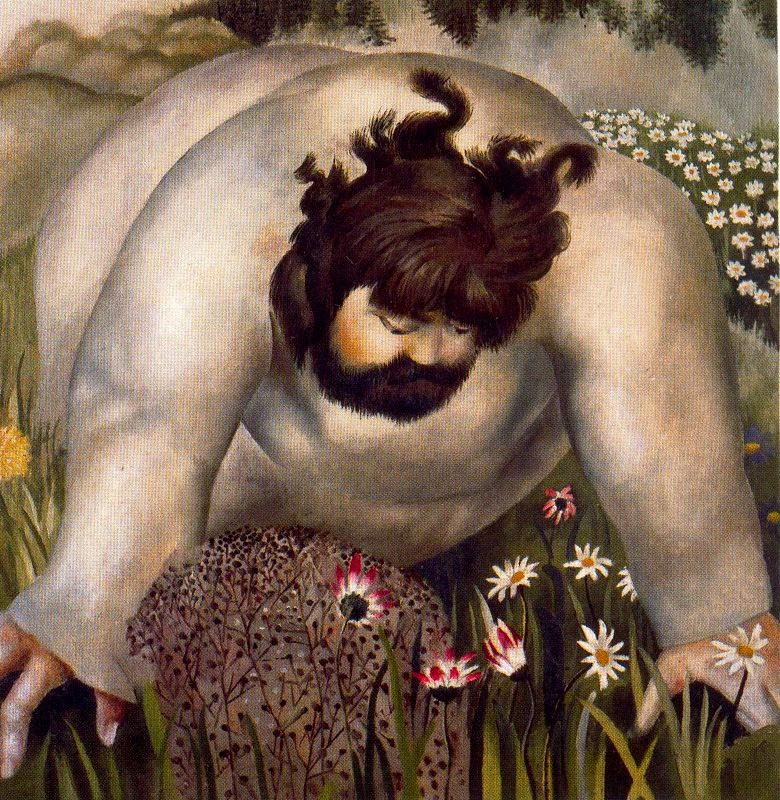 CHRIST AMONG THE LILIES