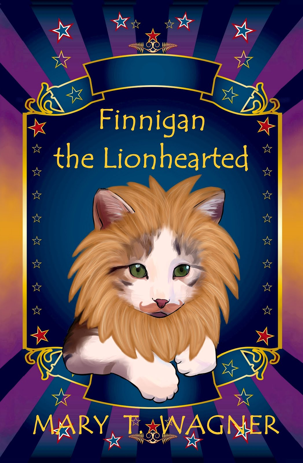 Book 3 of the Finnigan Series!