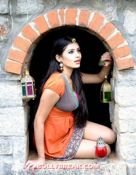 Deepa sannidhi hot photo - (2) -  Deepa Sannidhi HOT photo shoot
