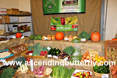 Wynnor Farm, The Artisan Exchange, Indoor Farmers Market, BrandyWine Valley, #BVFoodie