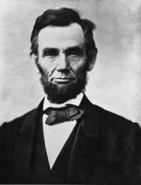 Abraham Lincoln maskolis