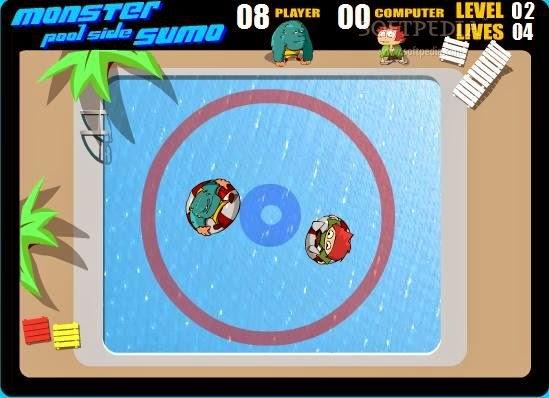 Su Sumo Güreşi Oyunu
