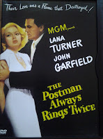 DVD Cover - Postman Always Rings Twice