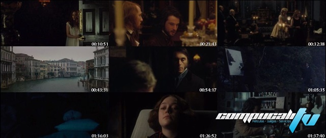 Effie Gray DVDRip Latino