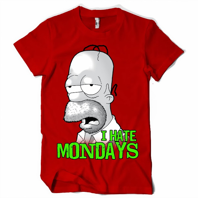 homer simpson t shirt