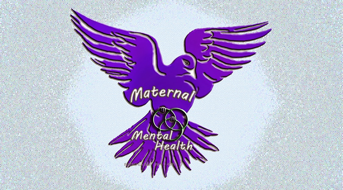 Maternal Mental Health Symbol, Natachia Barlow Ramsey, Postpartum Psychosis, Suicide, Maternal Mental Health, Psychotic, Depression