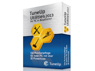 Free Download TuneUp Utilities 2013 + Serial Product Key