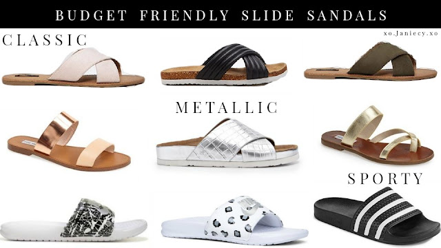 Trending | Slide Sandals (xo.Janiecy.xo)